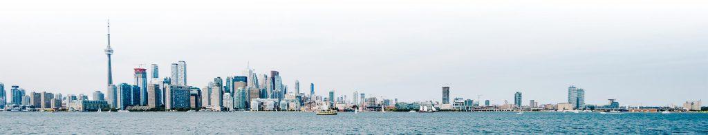Panorama of Toronto